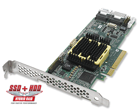 Adaptec ASR-5805/512 Kit
